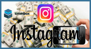 Заработок в Интернете на Instagram